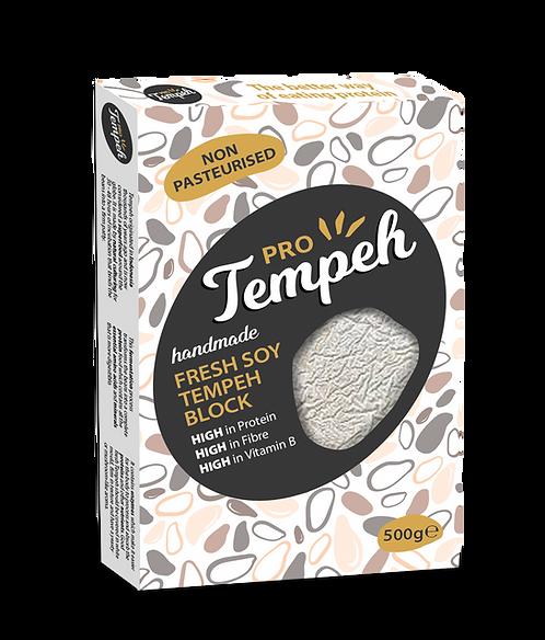 Fresh Organic Tempeh 500g x 3