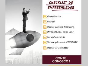 Checklist do Empreendedor