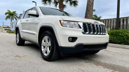 Jeep Grand Cherokee 2012 93k miles