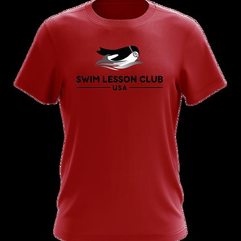 Penguin T-Shirt Red
