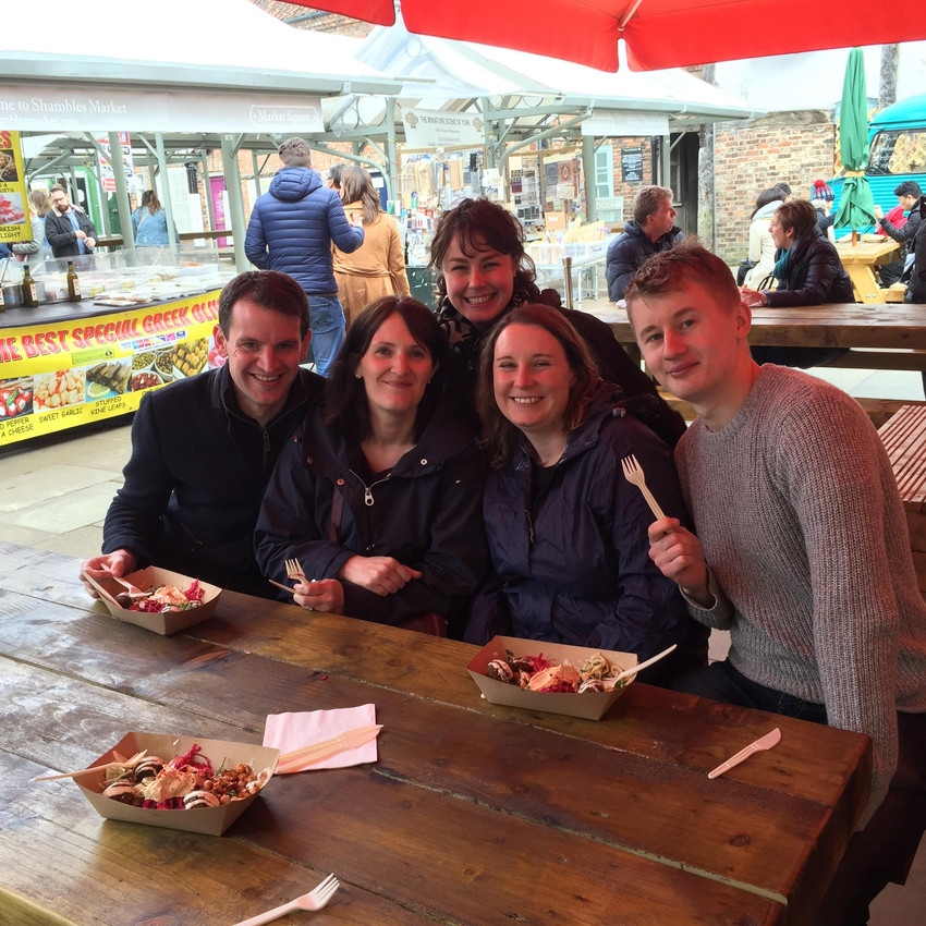 Hidden Gems Food Crawl of York