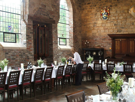 Why you should make time for lunch at Bedern Hall