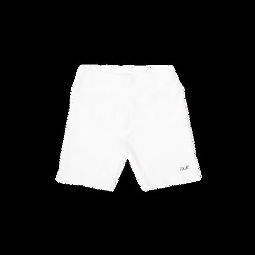 Shorts Biker Branco