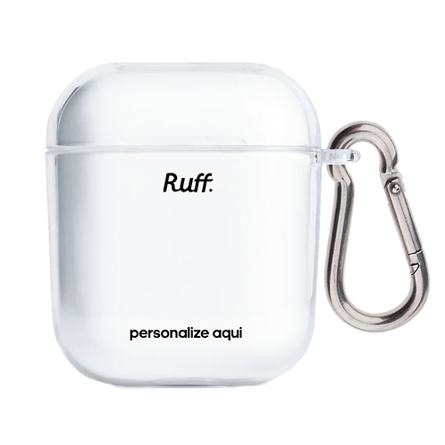 Case Air Pods - Personalizável