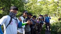 ハイキング2