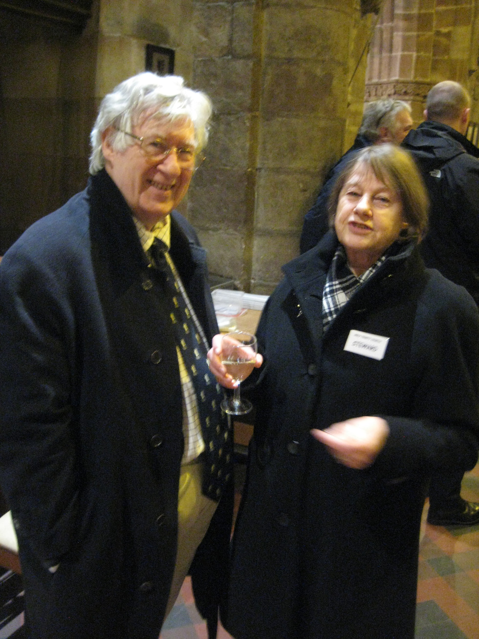David Jacques and maggie barclay-Cooke.JPG