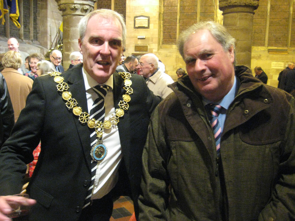 Mayor Aiden and Richard Downs former Borough Council leader March 2918.JPG