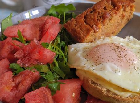 Vite un ptit dej salé rapide : les egg muffins !