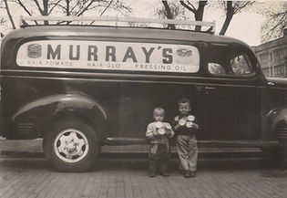 Murray Pomade Truck
