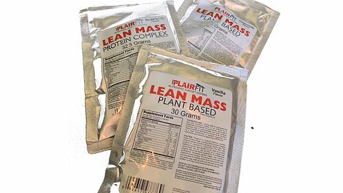 Lean Mass Protein Powder (12 single packets)