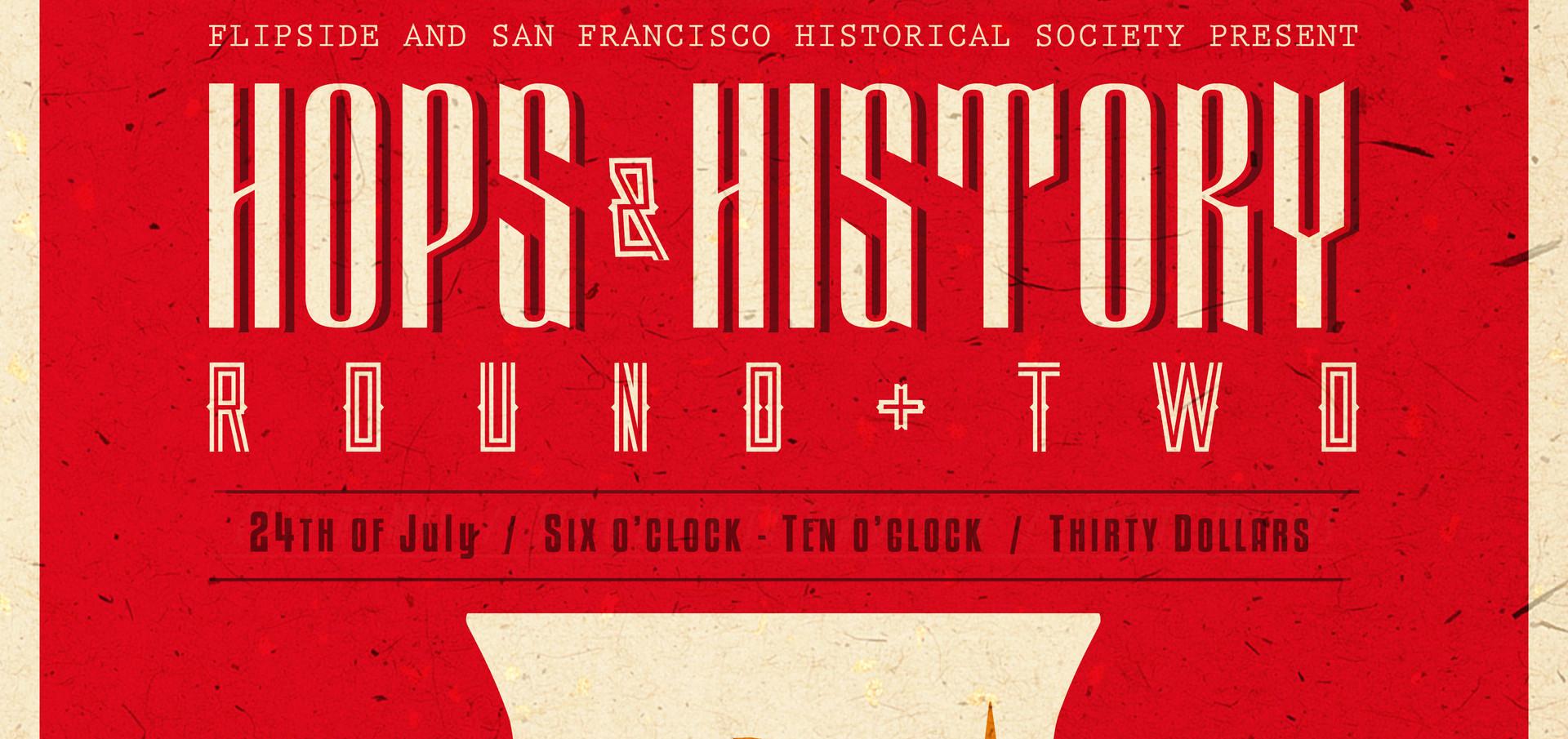 HOPS & HISTORY