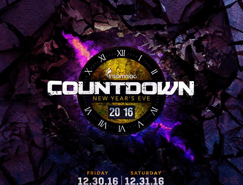 2016 COUNTDOWN MUSIC FESTIVAL KEY ART