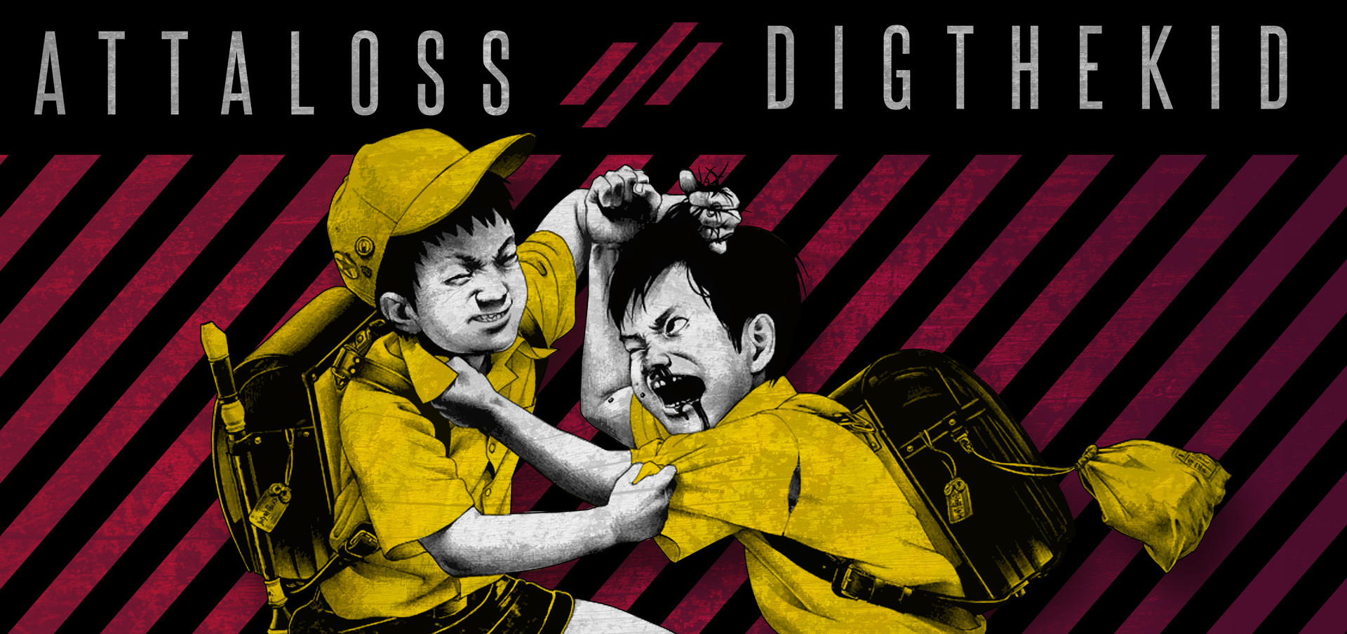 ATALOSS vs DIG THE KID