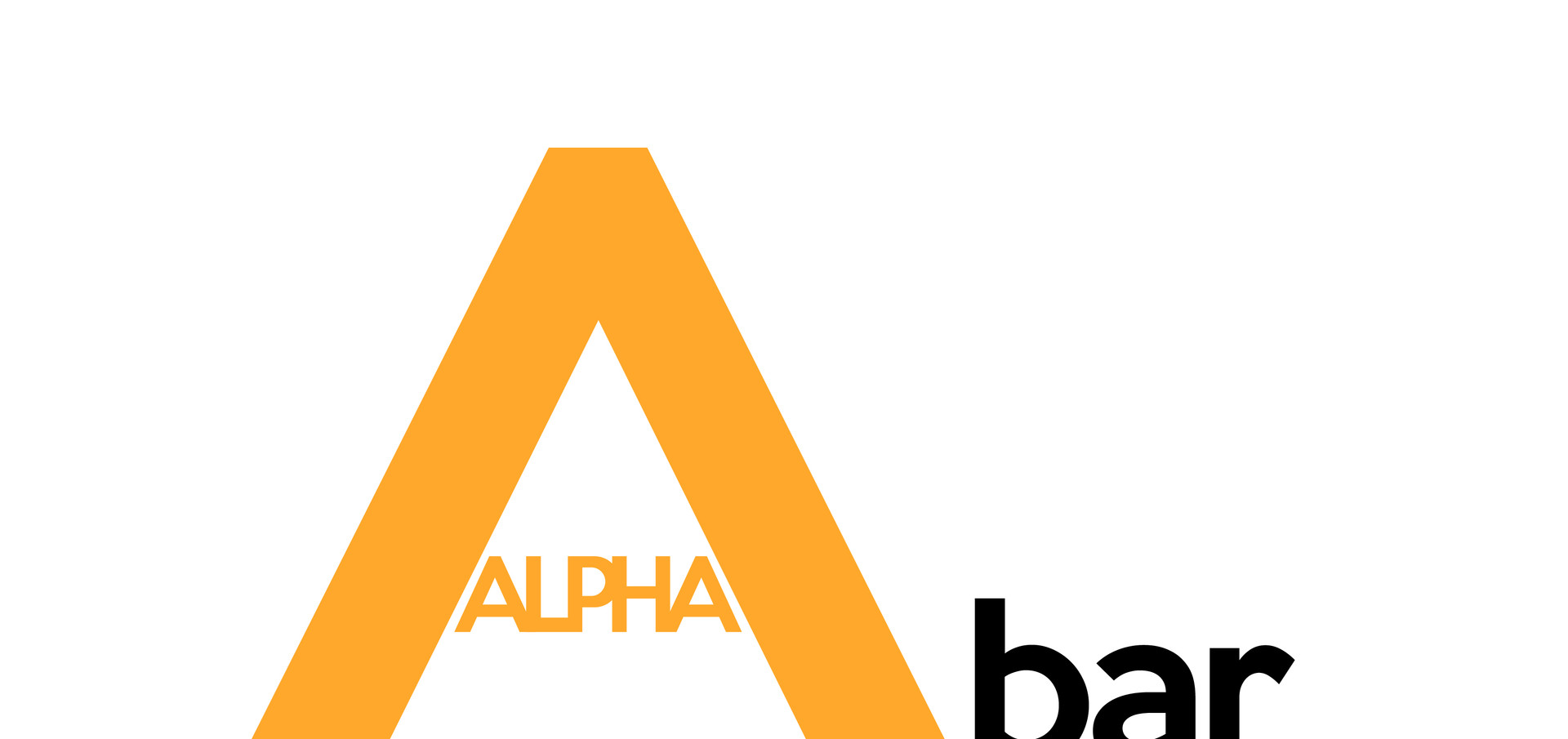 ALPHA BAR