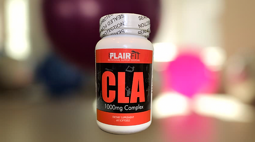 CLA gel capsules (60 count) 1000 mg.
