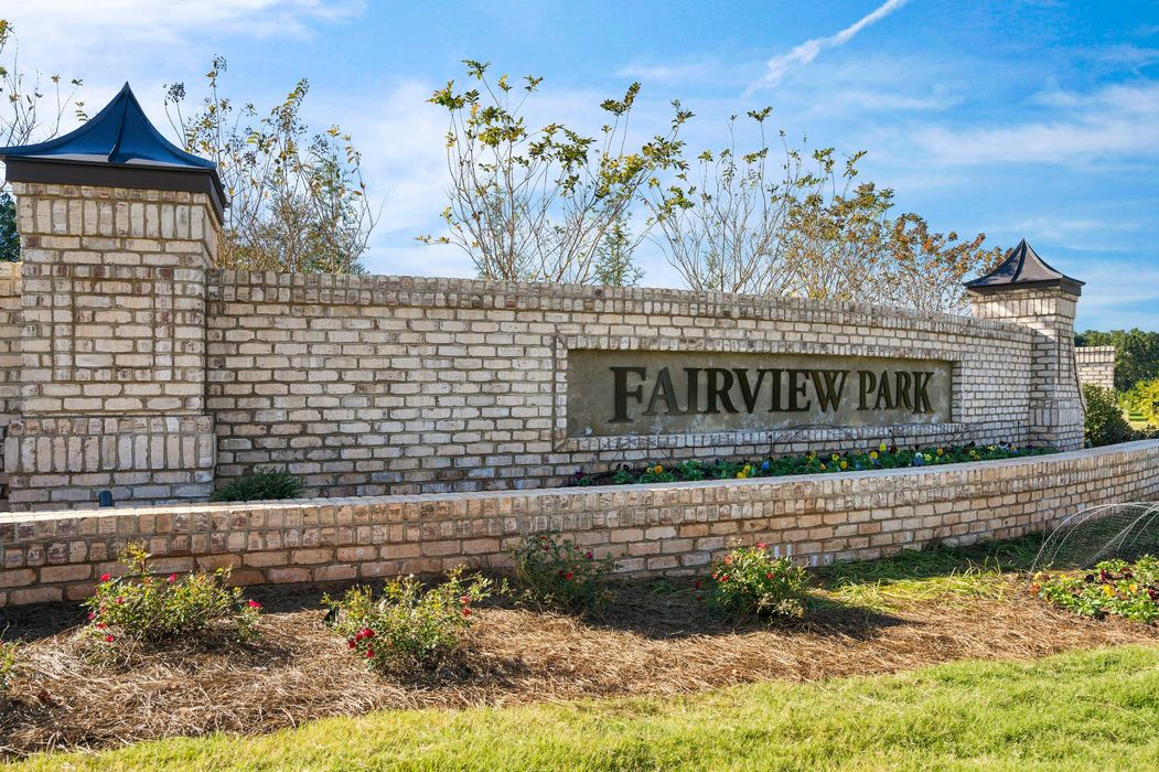 Fairview Park Signage