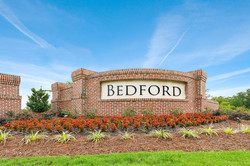 Bedford Sign