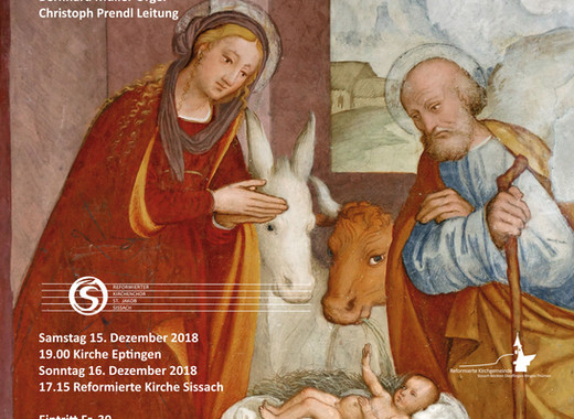 Die Geburt Christi - 2018
