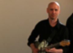 Jerome von Allmen, guitar, slendro, sléndro