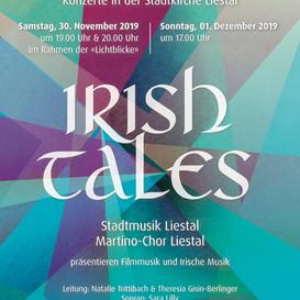 Irish Tales - Martino-Chor & Stadtmusik Liestal