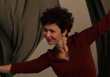Anja Göbel, Tanz, dance, Choreografie, danceperformance