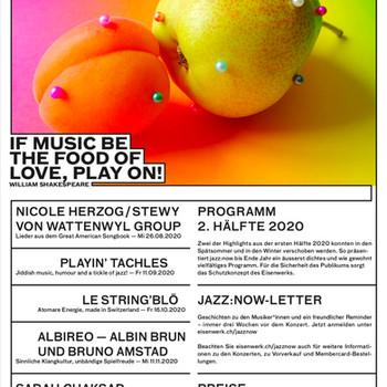 Playin Tachles, JazzNow, Jazz im Eisenqw