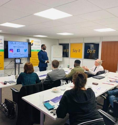 Leadership Training Event
