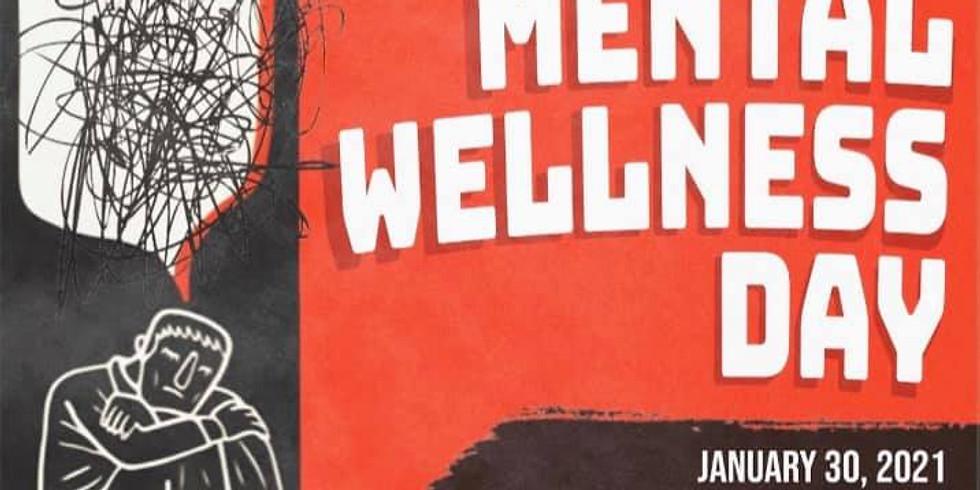 Mens Mental Wellness