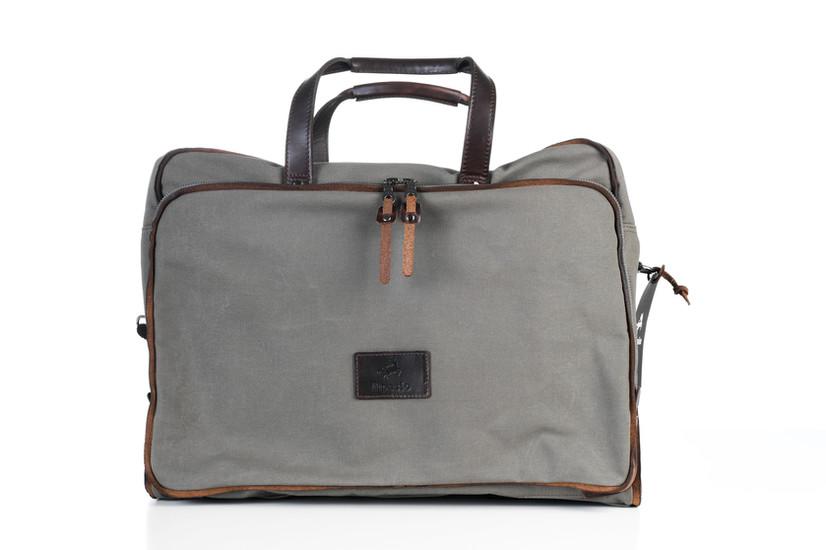 Reisetasche aus Zelltstoff