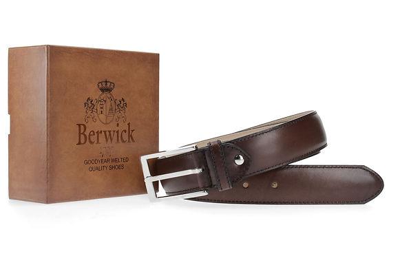 Berwick Ledergürtel Toledo Testa