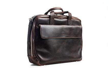 Aktentasche Leder| Gentleman Notbooktasche Leder