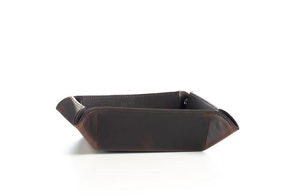 ilpasio Taschenleerer marrón - Taschenleerer Leder braun
