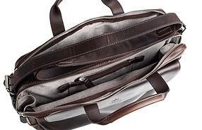 Notebook Tasche Leder
