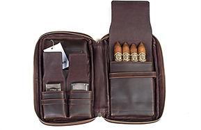 Zigarrenetui marrón