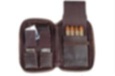 Zigarrenetui Leder braun | ilpasio.ch