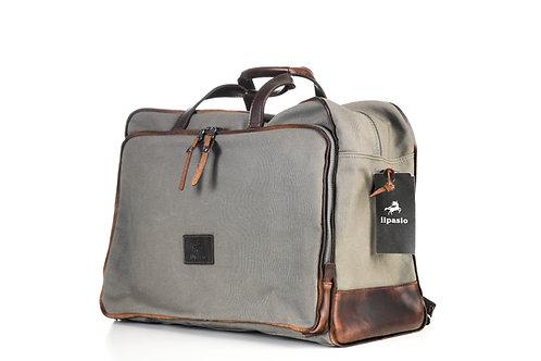 ilpasio Reisetasche aus Zeltstoffgewebe