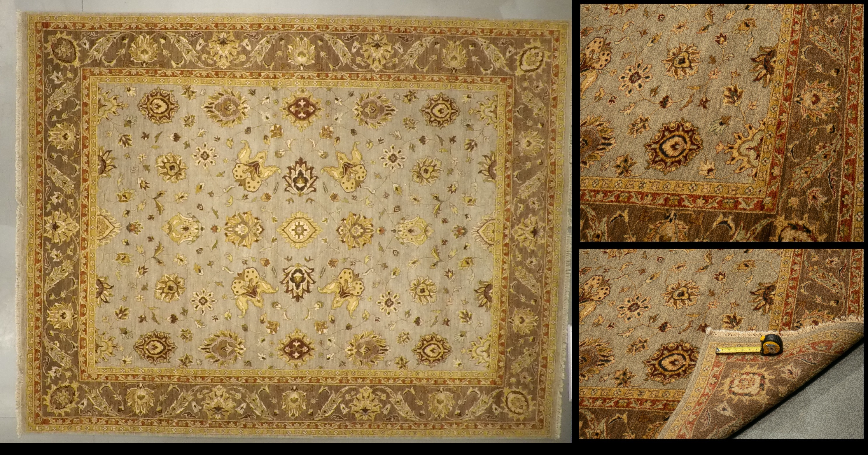 LD 68 3694 (7.10 x 10) Wool-Handmade