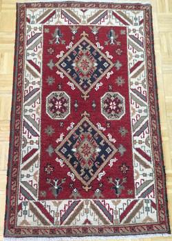 248 - 3 x 5 - Wool - India