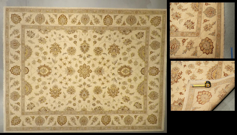 LD45 3725 (7.1 x 9.1) Wool-Handmade