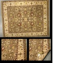LD473719 (8 x 9) Wool-Handmade