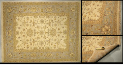 LD 59 3710 (8.1 x 10.2) Wool-Handmad