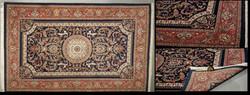 LD 75 2802 5.7 x 9 Wool-Handmade