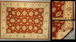 LD56 3677 (8.1 x 10.6) Wool-Handmade