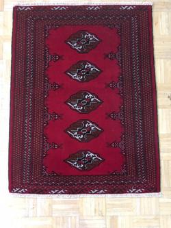 581 - 3 x 4 - Turkman - Wool - Iran