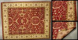 LD53 3713 (8 X 10.1)  Wool-Handmade