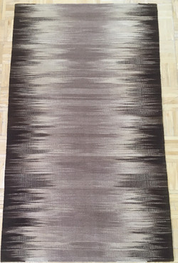 810 - 3 x 5 - Flat Weave - Flash Choc -