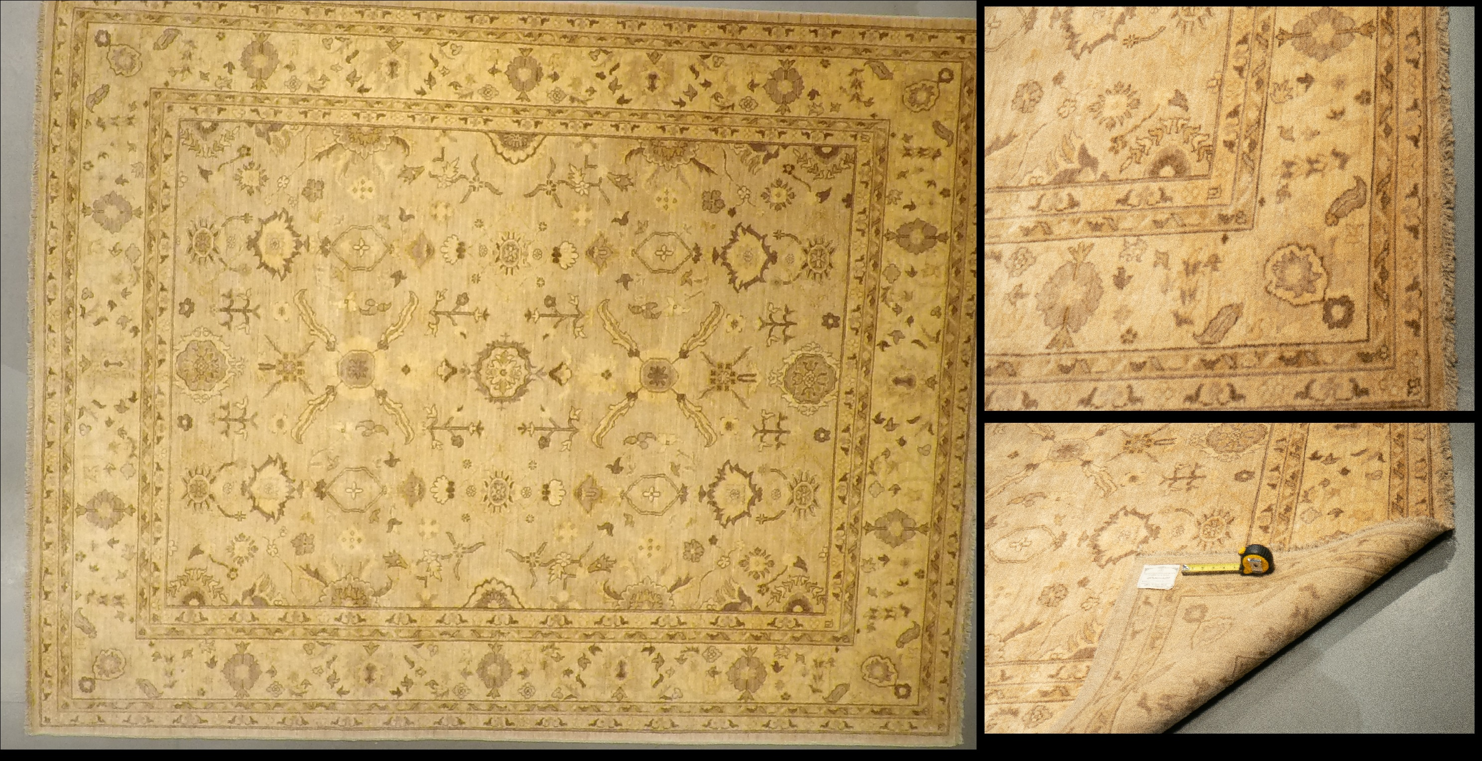 LD 67 3706 (8.3 x 10.3) Wool-Handmad