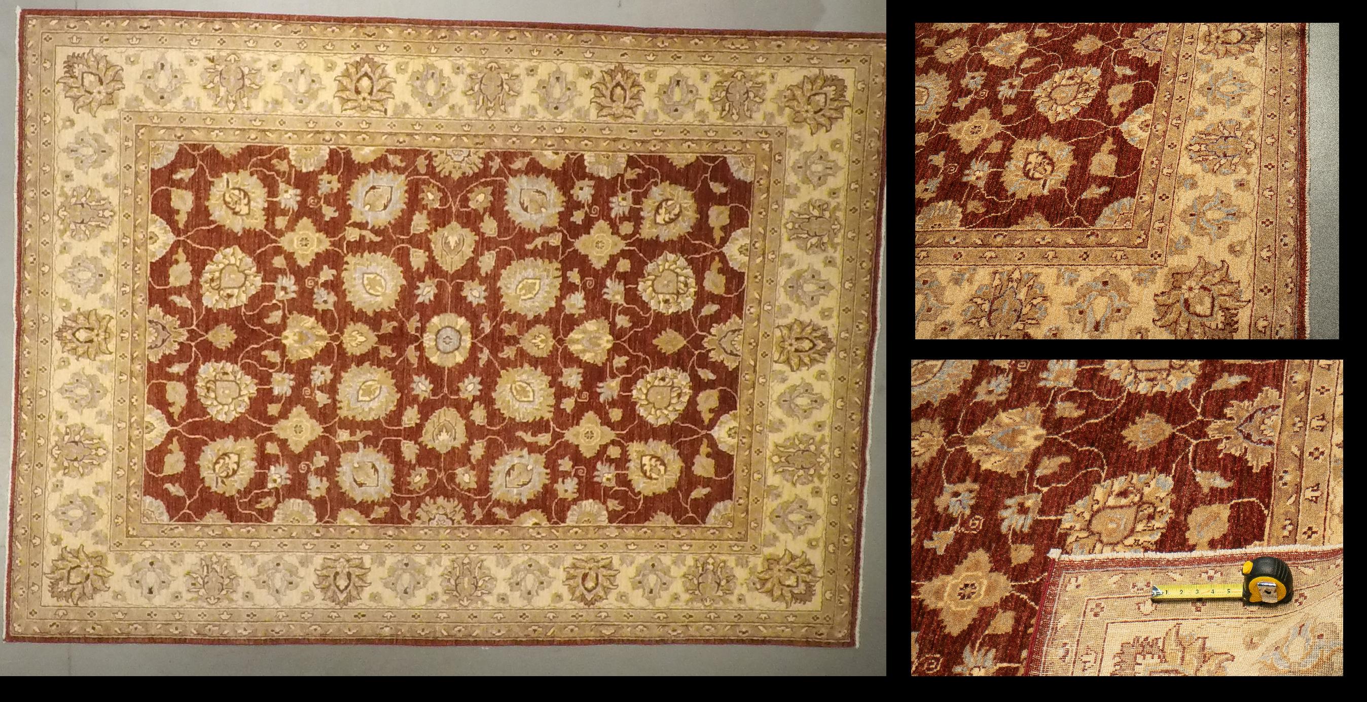 LD37 3718 (6.9 x 9.2) Wool-Handmade