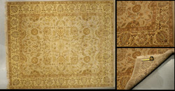LD 69 3695 (8.2 x 9.9) Wool-Handmade