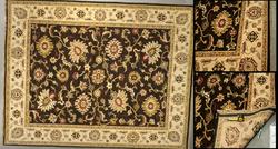 LD40 3722 (8 x 10.3) Wool-Handmade